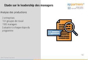 étude leadership